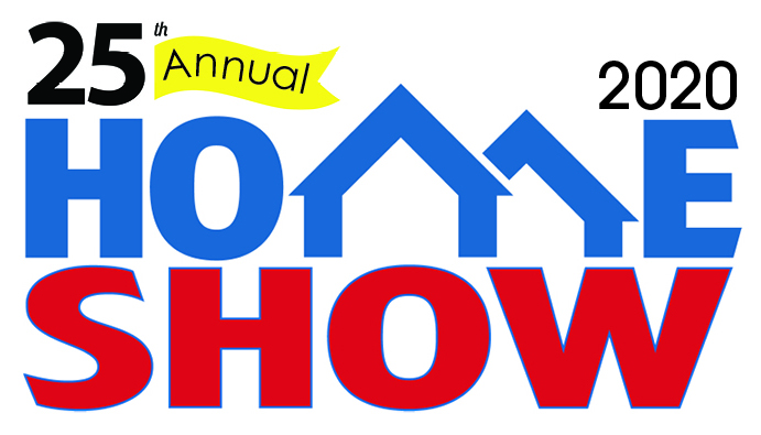 logo for the 25th Annual Home Show 2020